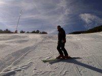 the skiing pin 4