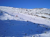 La Pinilla slopes