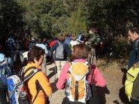 senderismo en Segovia