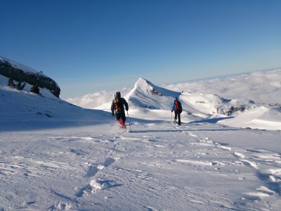 Guiamos tu aventura Raquetas de Nieve