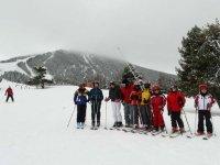 Un dia de esqui inolvidbale