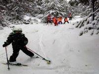 尽可能多地滑雪