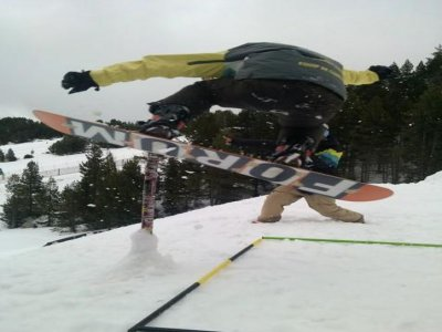 Club de Esqui Terrassa Snowboard