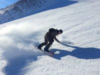 降山上的雪跳你跳火车
