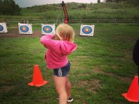 Children's archery