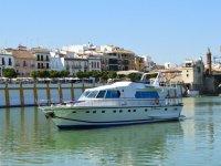 Travesia en el Miarma por el Guadalquivir