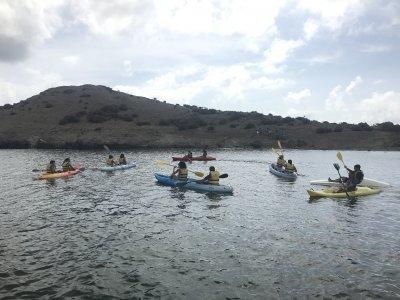 Dos Mares Wind Kayaks