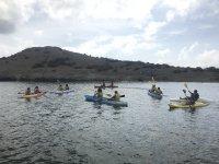 Routes de la Méditerranée en kayak