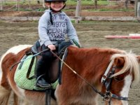 nino en pony