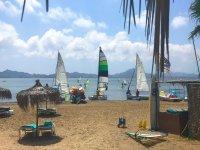 Playa del Ciervo Beach