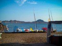 Nous sommes sur la côte de Murcie