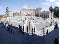 Panoramica Palacio Real