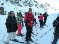 Disfruta del esqui en nuestro club