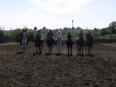 Asociación de Doma Vaquera de Aragón