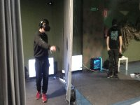 Games with Virtual Reality