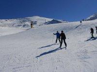 Curso de esqui de fin de semana
