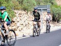 Excursion en bicicleta