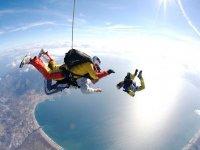 跳伞降落伞