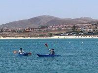 Alquiler de kayaks en Caleta de Fuste