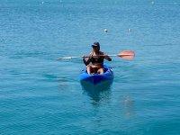 Rutas en kayak por la costa de Fuerteventura