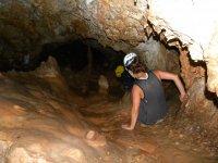 Cueva semiacuatica