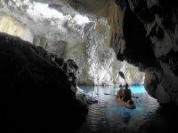 Kayak Cova del Nao