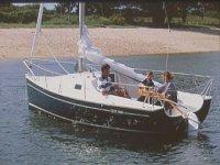 Alquiler de embarcaciones a vela