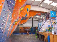 Facilities equipped for all types of climbing