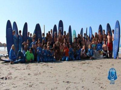 EgaCamps Campamentos de Surf