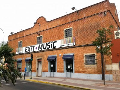 Exit Music Campamentos de Música