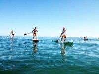 Alquiler de material de Paddle Surf