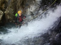 Challenging the waterfall