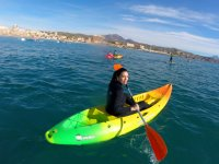 Kayaks courses in Alicante