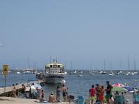 Waiting the Ferry Mar Menor