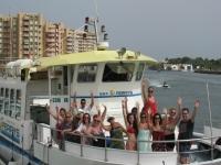Ferry Mar Menor from outside