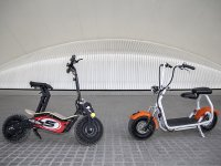 Our electric vehicles