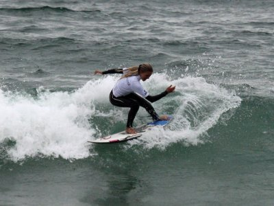1 week surf course in Pontevendra