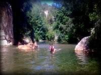 Bañate con los caballos 2 horas Solo verano