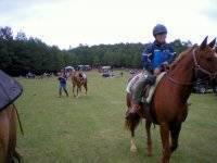 Rutas a caballo de un dia Lliurona
