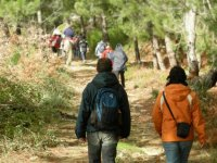 Guided trekking routes