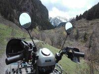 Excursion en ATV en los Pirineos