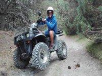 Aventura en quad por Andorra