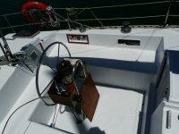 帆船的外部