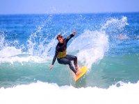 Los mejores surfers en nuestra escuela