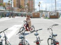alquila una bici