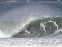 Marcos en la gran ola