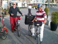 no hay limimte de edad para las bicis