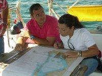 Aprende la cartografía marítima