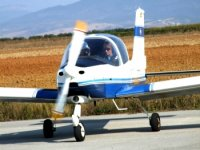 Avion Escuela del Club