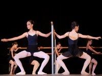 职业学校舞蹈练习杆Peques